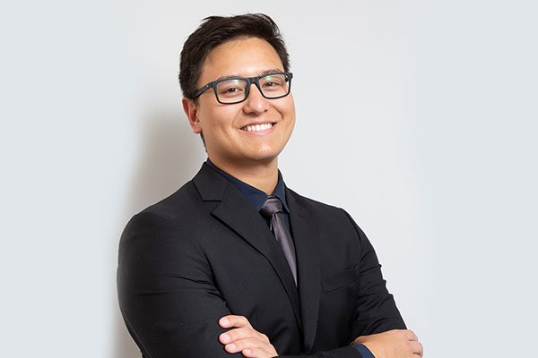 Dr. Erico Myung Rodenbeck